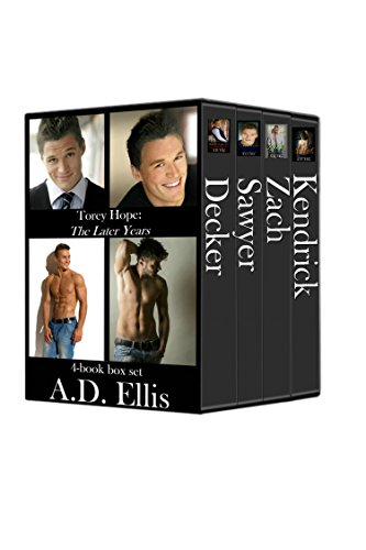 Torey Hope, The Later Years: 4-book box set by [Ellis, A.D.]
