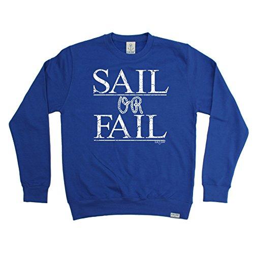 OB Premium - Sail Or Fail (XL - ROYAL) - Sail Fail