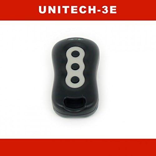 MEDVA UNITECH-3E MANDO 3 BOTONES EMISOR 433,92Mhz HOPPING CODE O ...