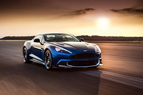 aston-martin-vanquish-s-2017-car-print-on-10-mil-archival-satin-paper-blue-front-side-motion-view-11