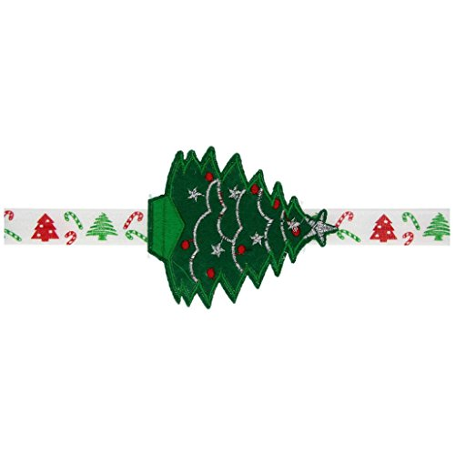 [Malltop Baby Girl Hairband, Christmas Tree Elastic Headdress Ornaments Gifts] (Ladies Golf Fancy Dress Costumes)