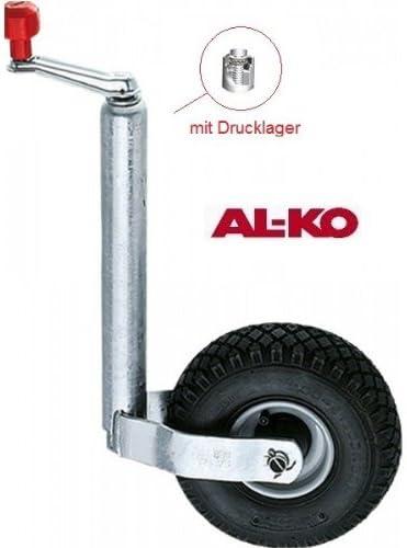 Al Ko Stützrad Plus 260 X 85 Mm Luftrad Blechfelge Sport Freizeit