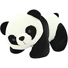 "TTVOVO Panda Plush Toy Panda Bear Stuffed Animal Panda Soft Toy Animal Doll Toys Gift Panda Toys for Kids Birthday Gift Xmas Soft Home Decor 10"""