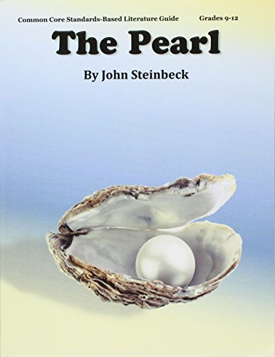 the pearl by john steibeck essay The pearl [john steinbeck] on amazoncom free shipping on qualifying offers there it lay, the great pearl, perfect as the moon like his father and grandfather before him.