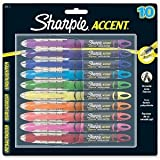 SAN24415PP – Accent Liquid Pen Style Highlighter-10 Count, Office Central