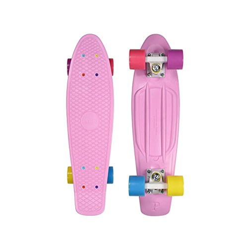 "PENNY Candy Coated Series Complete Skateboard, Lilac, 22"" L"