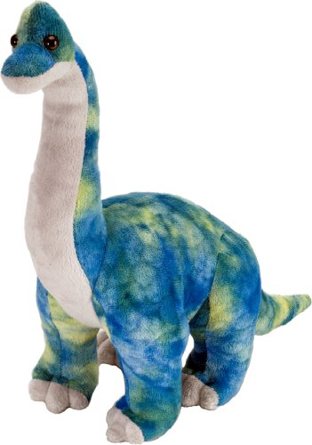 Wild Republic Brachiosaurus Plush, Dinosaur Stuffed Animal, Plush Toy, Gifts for Kids, Dinosauria 10 Inches for $<!--$9.65-->
