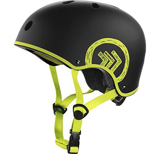 MONATA Skateboard Helmet with