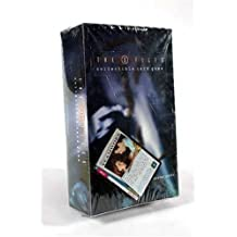 The XFiles Collectible Card Game CCG 101361 Booster Box 36 Packs