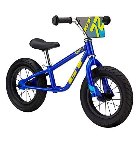 (GT Youth Shuffle 12'' Balance Bike (Blue))