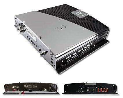 Amazon com: MA Audio HK1000D 1000 Watt RMS Mono Block Car