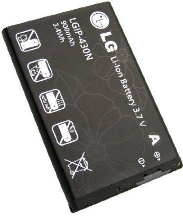 Laentina LG LGIP-430N 900mAh Original OEM Battery for the LG Prime, LN240, LX290, LX370 MT375 Wine II UN430 Imprint MN240...