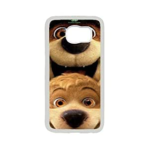James-Bagg Phone case Funny Yogi Bear Protective Case For Samsung Galaxy S6 Style-5