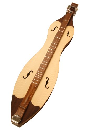Roosebeck DMHRT4 4-String Mountain Dulcimer by Roosebeck