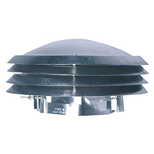 LL Building Products 7090 Vent Cap - Versa Cap Adjustable, 7 Inches To Inches