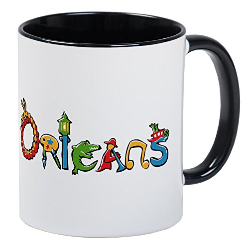 New Orleans Beer Mug - CafePress - New Orleans Mug - Unique Coffee Mug, Coffee Cup