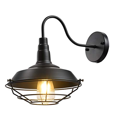Led Indoor Wall Lamps Nice Modern Vintage Loft Adjustable Metal Wall Light Retro Brass Wall Lamp Country Style Sconce Lamp Fixtures Diameter 100mm Cage Sophisticated Technologies