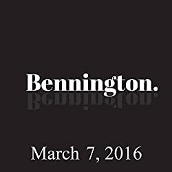 Bennington, Judah Friedlander, March 7, 2016