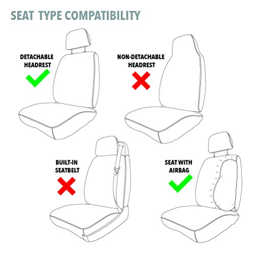 universal seat cover camo - 5