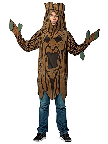 Rasta Imposta Men's Scary Tree, Brown, -