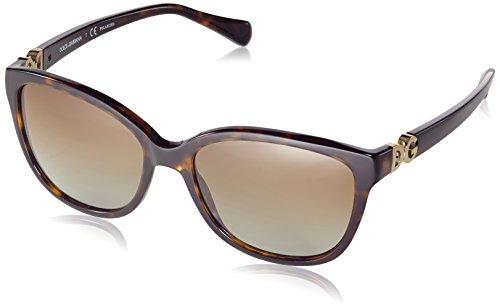 Dolce&Gabbana DG4258 Sunglasses 502/T5-56 - Dark Havana Frame, Polar Brown - Dolce Sunglasses Polarized Gabbana And