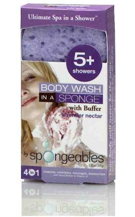 Spongeables Travel Size - Lavender Nectar by Spongeables Travel Size - Lavender - Nectar Travel