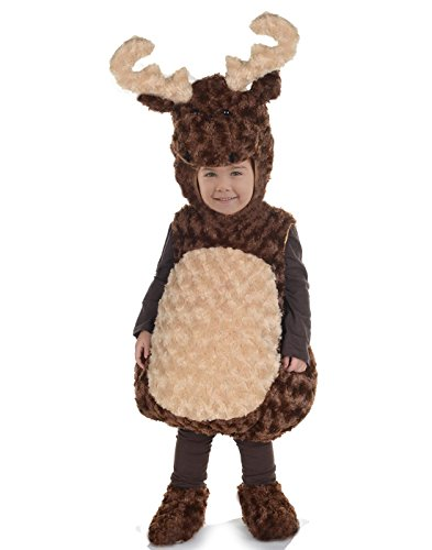 Toddler's Moose Belly Babies Costume - -
