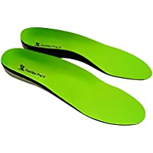 FootSpa Pro Orthotic Insoles, Relief from Heel and Foot Pain, for Men and Women, Insoles Support the Arch and Heel and Provides Extreme Comfort
