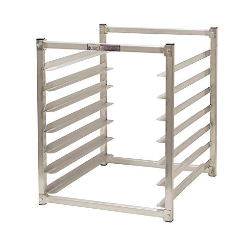 Prairie View Ind. Food Service WE3018-7KD-24D Insert Rack, Half Size, 24'' Width x 24'' Height x 20 1/4'' Length