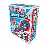 Slush Puppie Ice Puppie Pouches 8 Pack (Pack of 10)