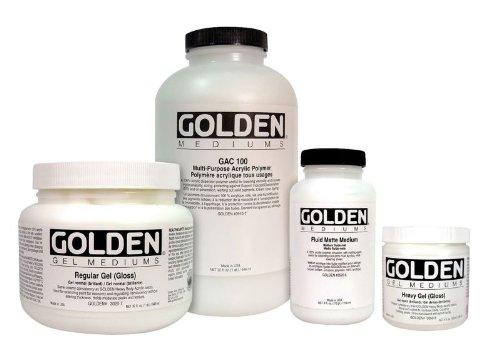 - Golden Artist Colors - Molding Paste - 128 oz Jar