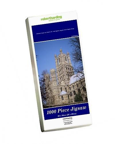 Robert Harding 1000 Piece Puzzle of Southwest transept, Ely Cathedral, Ely, Cambridgeshire, England (1143244)