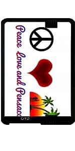 """Funda para Kindle Fire HD 7"""" (2012 Version) - La Paz, El Amor Y Pensacola by loki1982"""