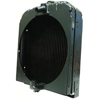 Uitgelezene Amazon.com: Radiator Allis Chalmers WC WD WD45 WF 70228587: Garden UD-41
