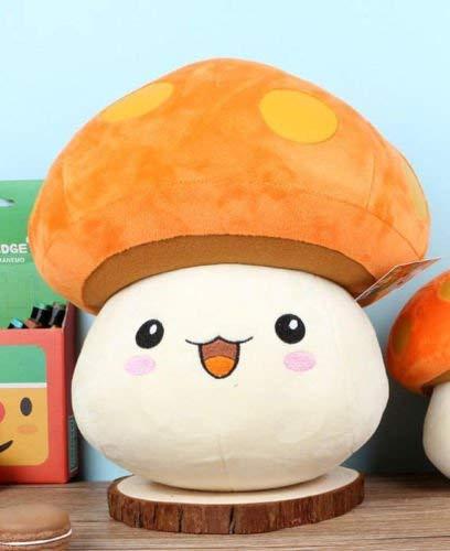 (Maplestory Orange Mushroom Plush Doll 20CM)