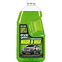 Simple Green Car Wash and Wax conc. 2 lt