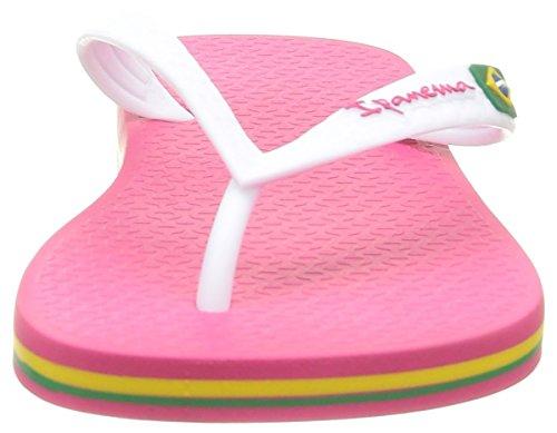 Ipanema Classica Brasil II FF - Sandalias para mujer Rose (24044)
