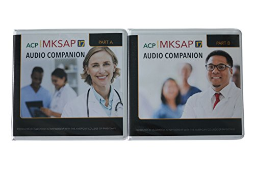 MKSAP 17 Audio Companion + Q & A Bundle – Internal Medicine Board Review