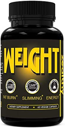 Zealthy Weight – Weight Loss Supplement. Fast Fat Burner Pills for Weight Loss, Appetite Suppressant Boost Metabolism. Best Diet pill Supplements with Thermogenic Green Tea for Men Women 60 Ct