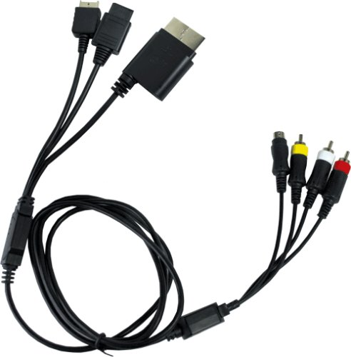 Universal S-VIDEO/AUDIO CABLE ()