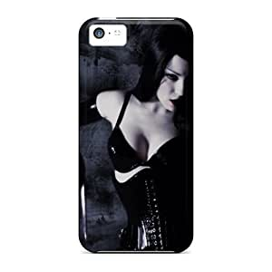 Faddish Phone Vampire Miss Cases For Iphone 5c / Perfect Cases Covers