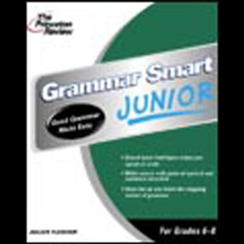 Grammar Smart Junior by The Princeton Review