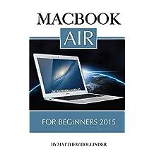 MacBook Air: For Beginners 2015