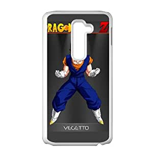 Vegetto Dragon Ball Z Anime 05 LG G2 Cell Phone Case White present pp001_9594611