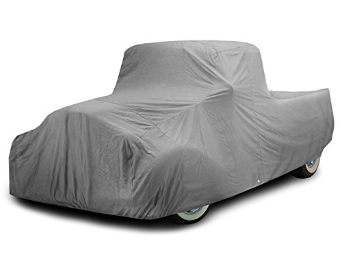 CarsCover Custom Fit 1948-1956 F1 & F100 Truck Car Cover Heavy Duty All Weatherproof (1953 Ford F100)