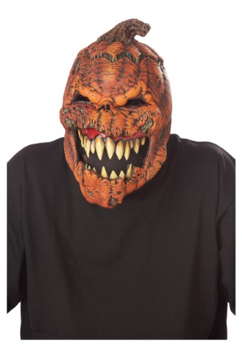 California Costumes Men's Ani-Motion Masks - Dark Harvest Ani-Motion Mask, Orange, One Size for $<!--$26.55-->