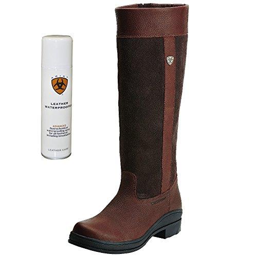 Ariat Marrone Boots gratuito scuro H2o Windermere impermeabile Vaporizzatore P8fTPRwq