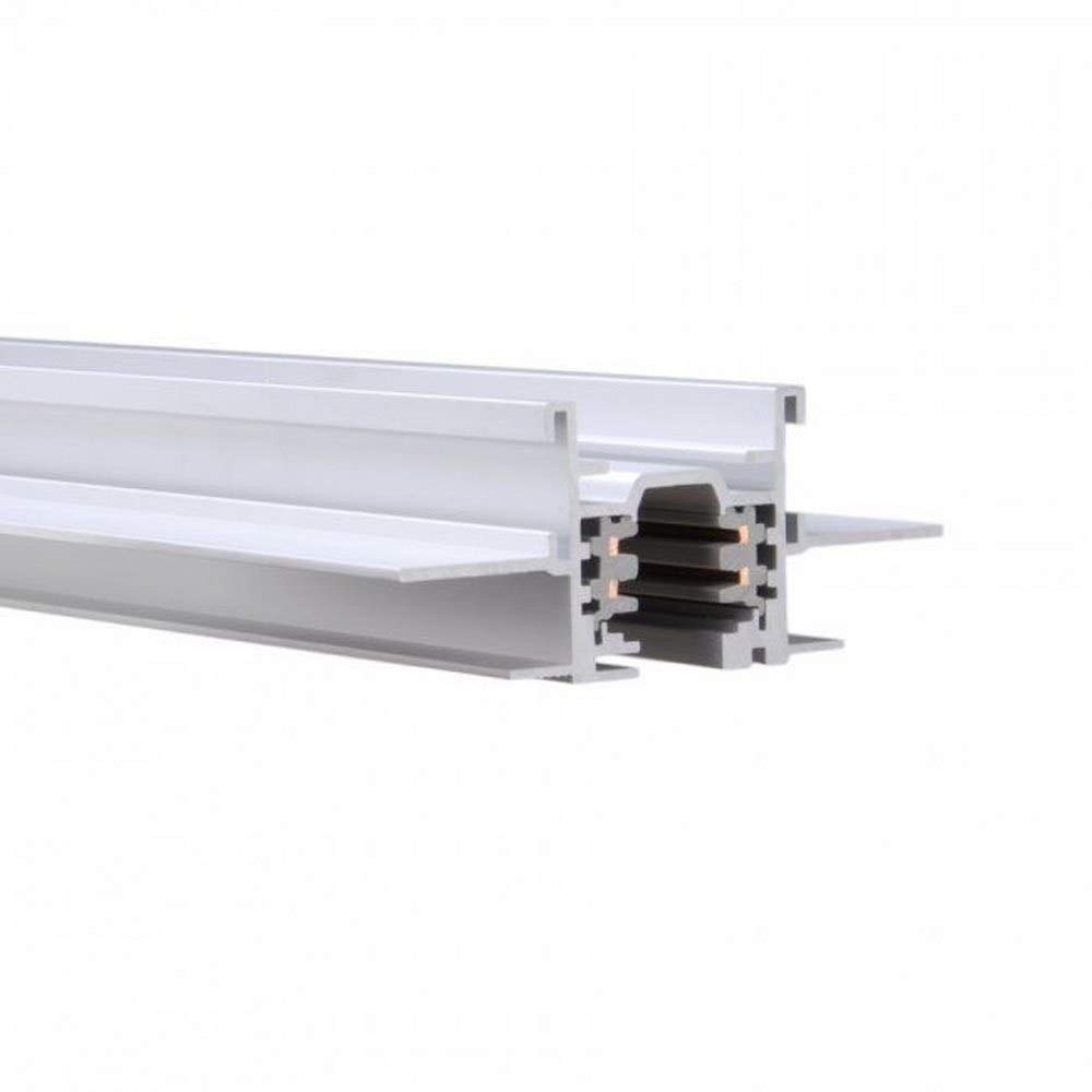 WAC Lighting WT8-RTL-WT W Track - W2 120V 2-Crt. Recessed Track(8'), by WAC Lighting (Image #1)
