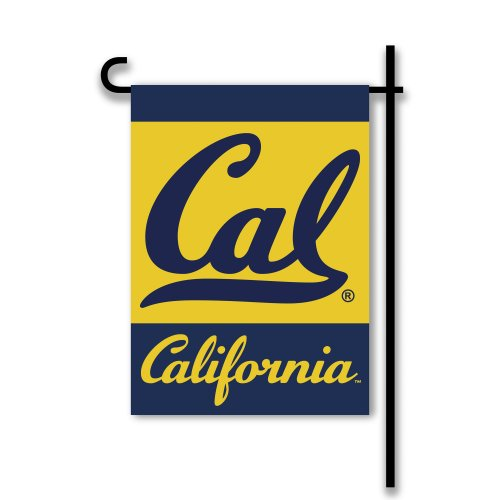 - NCAA California Golden Bears 2-Sided Garden Flag