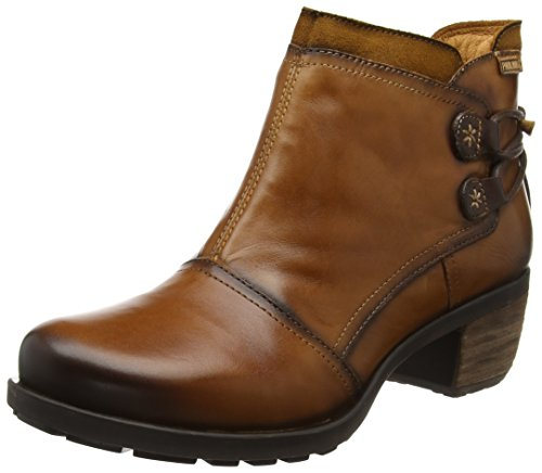 Pikolinos Le Mans Back Tie Women's Boot Brandy